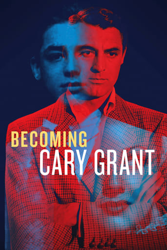 Poster of Becoming Cary Grant