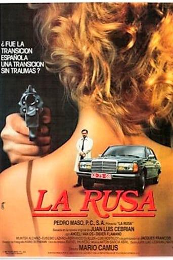 Poster of La rusa