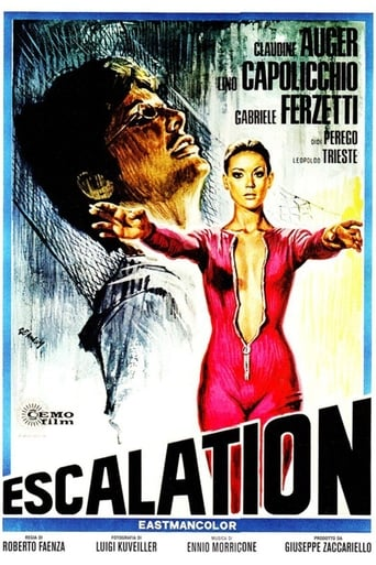 Poster of Escalation