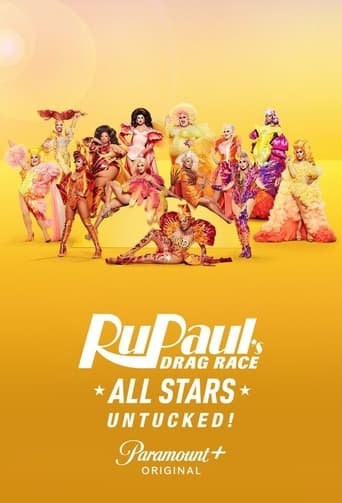 Poster RuPaul's Drag Race All Stars: Untucked!