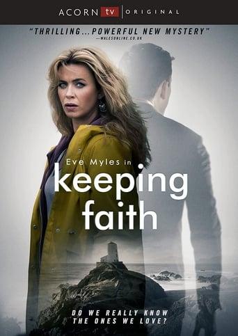Keeping Faith Em Busca de Respostas 1ª Temporada - Poster