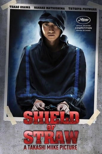 Poster of Shield of Straw