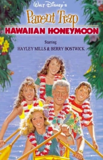 Poster of Parent Trap: Hawaiian Honeymoon