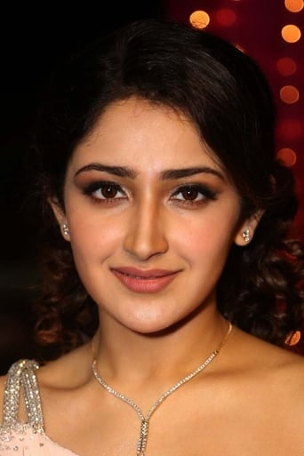 Image of Sayesha Saigal