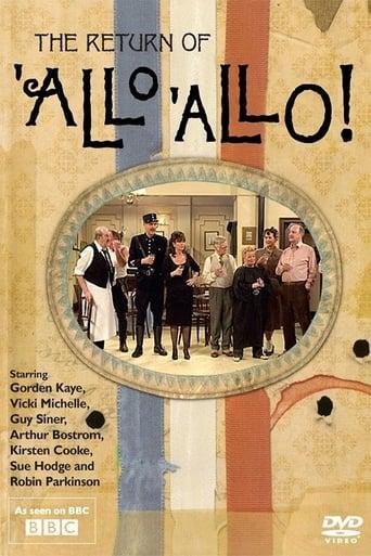 Poster of The Return of 'Allo 'Allo!