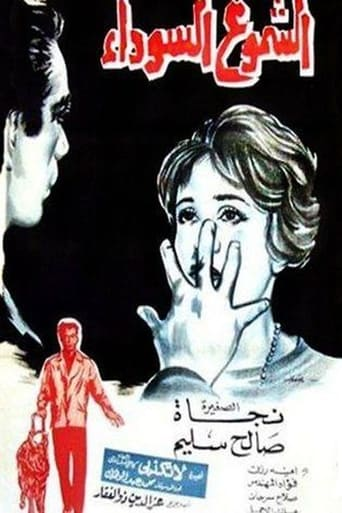 Poster of الشموع السوداء