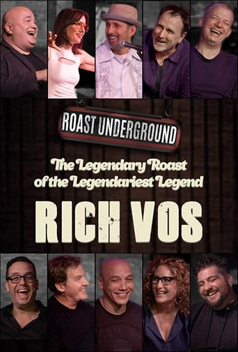 Poster of The Roast of Rich Vos
