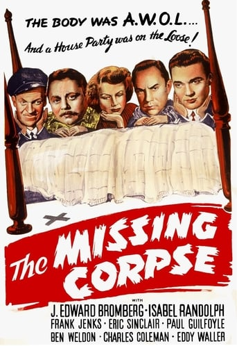 Poster of The Missing Corpse