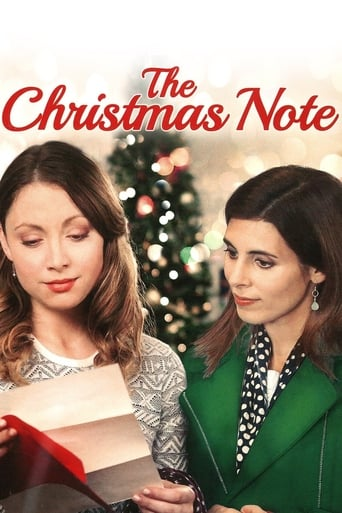 Poster of The Christmas Note
