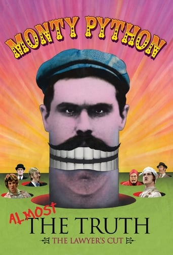 Poster of Monty Python: Almost the Truth (The Lawyer's Cut)