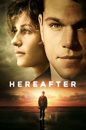 Hereafter (2010) - poster