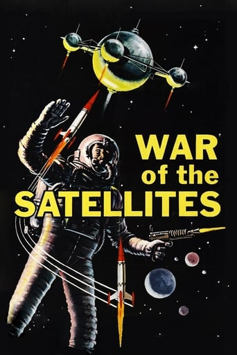 Poster of War of the Satellites