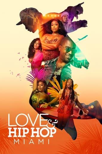 Poster Love & Hip Hop Miami