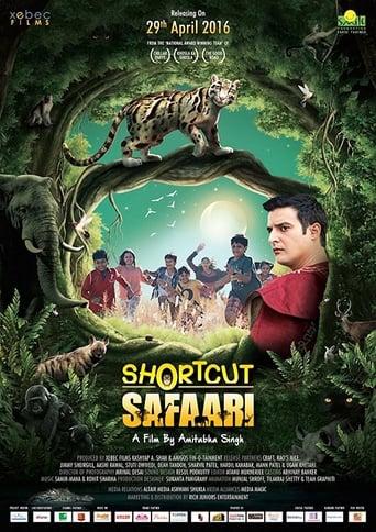 Poster of Shortcut Safari