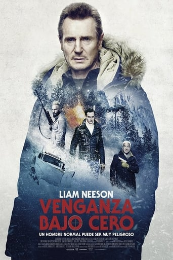 Poster of Venganza bajo cero