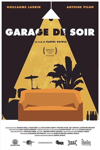 Poster of Garage de soir