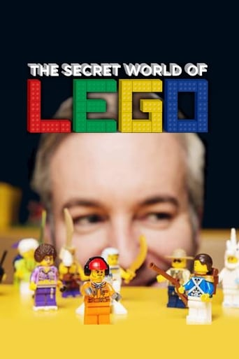 Poster of The Secret World of LEGO
