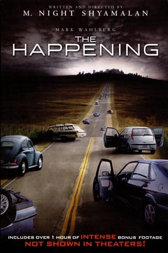 Poster of Visions of 'The Happening'