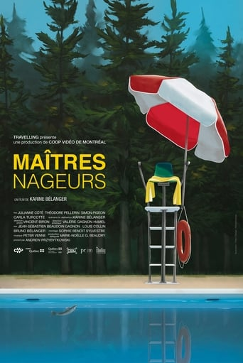 Poster of Maîtres nageurs