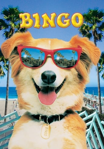 Bingo: Esperto pra Cachorro - Poster