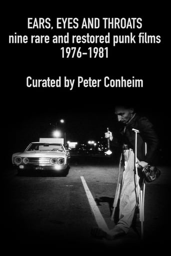 Ears, Eyes and Throats: Restored Classic and Lost Punk Films 1976-1981