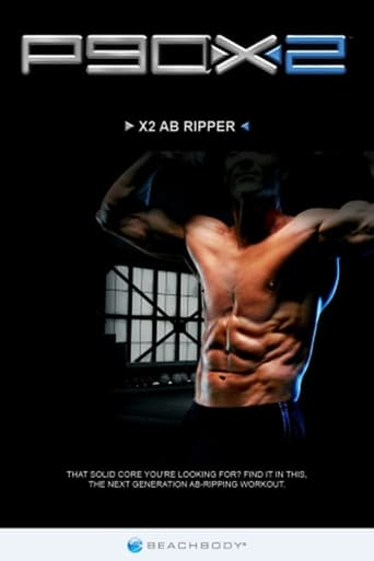P90X2: X2 Ab Ripper Movie Poster