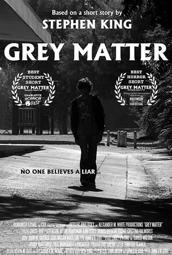 Poster of Grey Matter