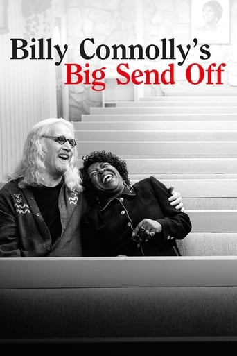 Poster of Billy Connolly's Big Send Off