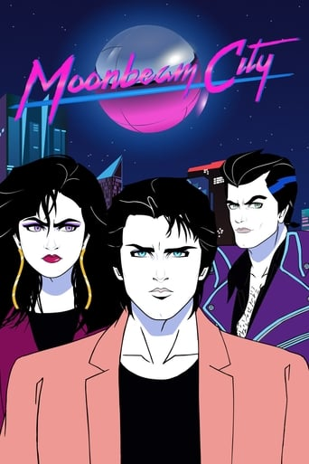 Poster of Moonbeam City