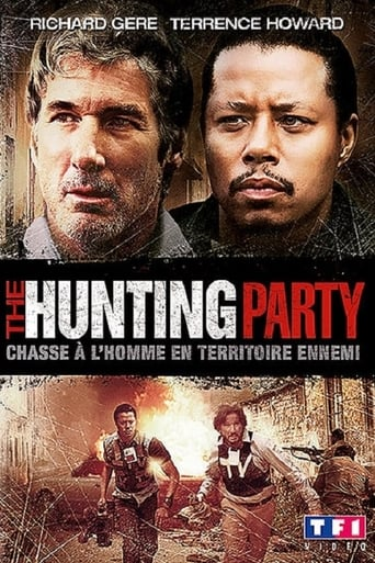 Poster of The Hunting Party