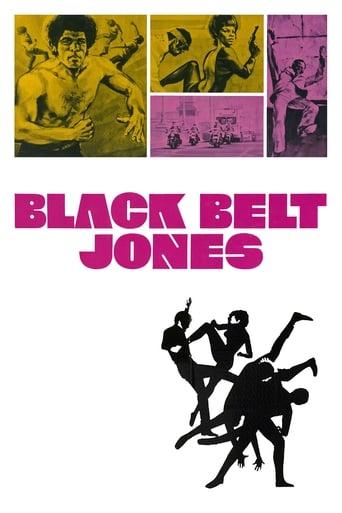 Poster of Black Belt Jones