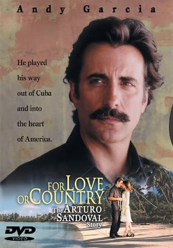 Poster of For Love or Country: The Arturo Sandoval Story