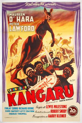 Poster of Kangaroo