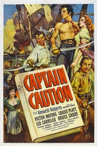 Poster of Captain Caution