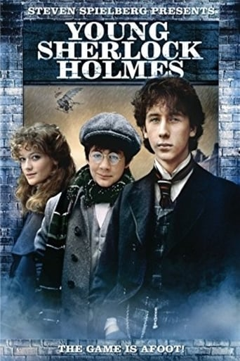 Poster of Young Sherlock: The Mystery of the Manor House