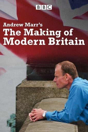 Poster of Andrew Marr's The Making of Modern Britain