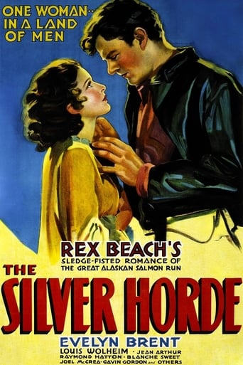 Poster of The Silver Horde