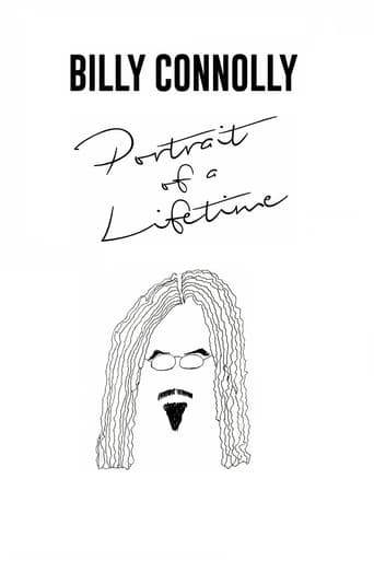 Poster of Billy Connolly: Portrait of a Lifetime