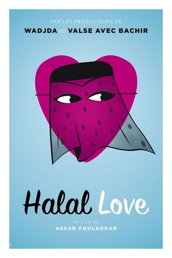 Poster of Halal Love
