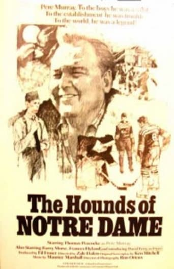 Poster of Hounds of Notre Dame