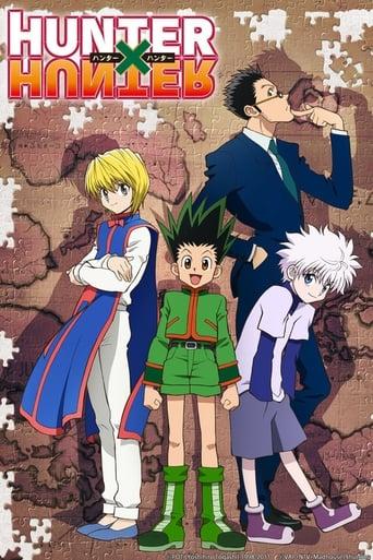 portada Hunter × Hunter