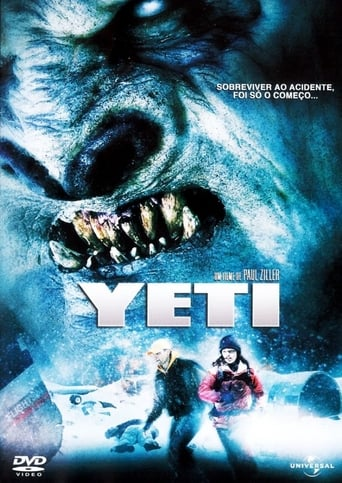 Poster of Yeti: Curse of the Snow Demon