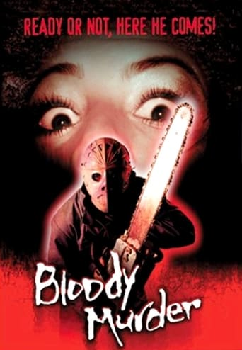 Poster of Bloody Murder
