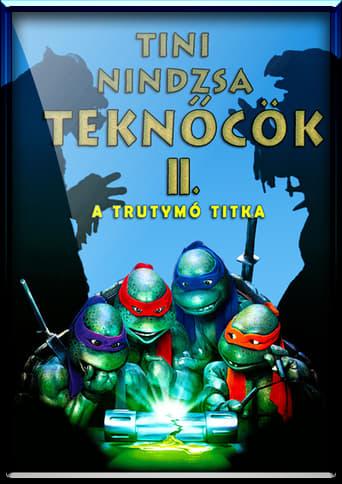 Tini nindzsa teknőcök 2. - A trutymó titka