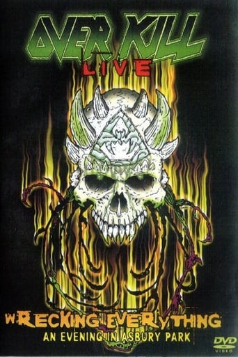 Overkill Wrecking Everything - An Evening in Asbury Park