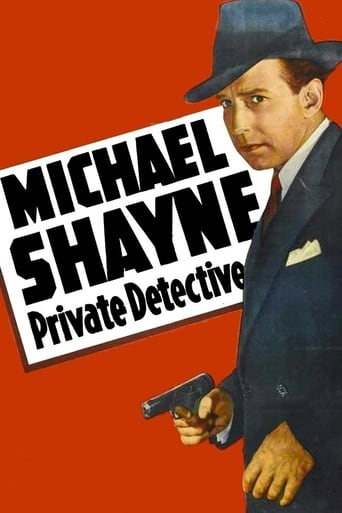 Poster of Michael Shayne: Private Detective