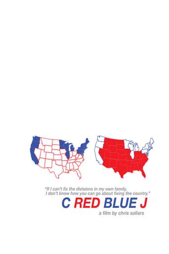 C Red Blue J