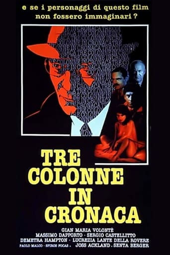 Watch Tre colonne in cronaca Online Free Putlocker