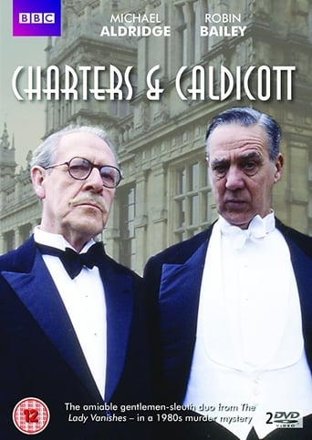 Poster of Charters and Caldicott fragman