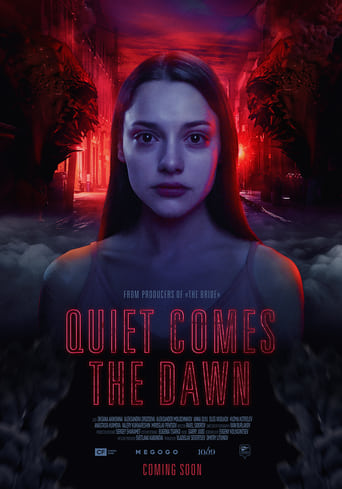 Poster of Quiet Comes the Dawn